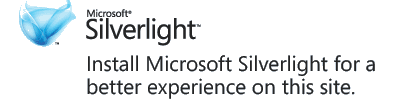 Install Microsoft Silverlight for a better experience on this site.